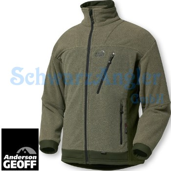 Xanti WindPro - Fleece Jacke